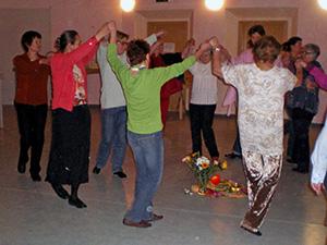 Ausbildung Meditativer Tanz